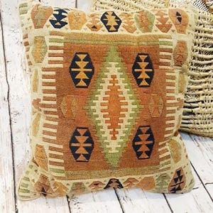 Pottery Barn Kilim Throw Pillow